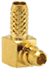 MMCX Male Right Angle Cable End Crimp -- CONMMCX012 -- View Larger Image