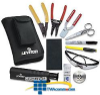 Leviton Universal Fiber Optic Tool Kit -- 49800-UTK