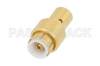 MMBX Plug Snap-On Connector Solder/Non-Solder Contact Attachment for RG405, PE-SR405FL, PE-SR405FLJ, With Male Center Contact -- PE45253 -Image
