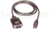 USB to RS232 Converter Cable 1.0 meter -- UMC-201