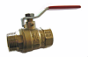 Full Port Ball Valve - M X F NPT -- 424B
