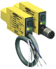 Clear Object Detection Sensors -- MINI-BEAM Expert Series