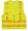 Hi Visibility Vest,Class 2,M,Lime -- 8V483