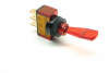 Illuminated Duckbill Toggle Switch (12v)- Red -- 70125 -- View Larger Image