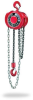 Hook Type Hand Chain Hoist -- Chester Zephyr Series