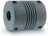 Helical-Cut Beam Style Flexible Coupling -- 39074-10MM-12