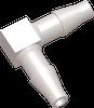 Commercial Grade Barb to Barb Elbow Connector -- AP0909ELBP - Image