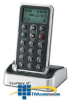 AT&T; DECT 6.0 Digital Cordless Headset Remote Dial Pad -- TL7601