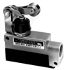 Enclosed Switches Series BZG/BZH: Top Plunger Actuator; 1NC 1NO SPDT Snap Action; 1/2 in - 14NPT conduit -- BZG1-2RN34