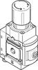 MS6N-LRPB-1/2-D4-VS-Z Precision pressure regulator -- 534987