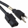 Power, Line Cables and Extension Cords -- TL458-ND -- View Larger Image