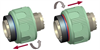 K-Lock Ultra High-Vibration Locking Coupling System