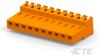 Standard Rectangular Connectors -- 4-640604-0 -Image