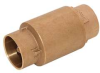 Check Valve,1 In,Solder,Bronze -- 6AJY9