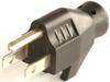 NEMA 5-15P Plug with Cord Grip -- UC-04A