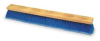 Floor Sweep,18 In,Black and Blue -- 1YTH5