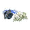 Fiber Optic Contacts -- FOHC