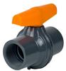 +GF+ PVC Coloro Compact Ball Valves Type 353 -- 27366