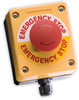 Entry-Guard™ Emergency Stop Switches, Regular Mount -- ETG-ES-FC