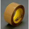 3M Scotch 353 Brown Standard Box Sealing Tape - 72 mm Width x 50 m Length - 1.9 mil Thick - 72322 -- 021200-72322 - Image