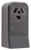 Straight Blade Power Receptacle -- 388