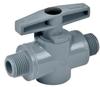 SMC PVC 2-Way Tru-union Ball Valves - 628 Series -- 22130
