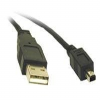 Cables to Go - USB cable - 4 pin USB Type A (M) - mini-USB T -- 27331