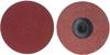 Merit Ceramic Alumina Plus CA Coarse TR (Type III) Quick-Change Cloth Disc -- 08834160458 - Image