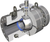 NUTRON® Trunnion Ball Valve -- TT Series
