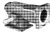 Low Backlash Precision Worm Gear Drive -- S-ELIMINATOR