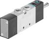 Air solenoid valve -- VUVS-LT20-M52-MD-G18-F7 -Image