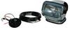 Stryker Golight Spotlight w/ WIRED DASH CONTROLLER - Chrome - 50'L x 75'W Flood Beam -- GL-3026-F