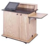 Compact multimedia lectern -- SML-2