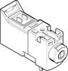 Air solenoid valve -- MHA1-M1AR-3/2G-0,6-P3 -Image