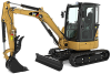 Mini Excavators -- 303.5E CR