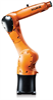 Compact 6 axis Articulated Robot -- KR 6 R900 sixx WP (KR AGILUS)