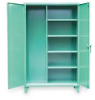 Broom Closet Cabinet,4 Shelves,H 78,W 48 -- 3EME6