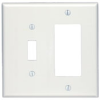 Combination Wallplates -- 80605-T - Image