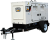 Mobile Diesel Generator Sets -- XQ60