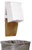 Impact® Sanitary Napkin Waxed Bags -- 1101 -- View Larger Image