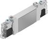 Air solenoid valve -- VUVG-BK14-T32C-AT-F-1H2L-S -Image