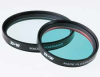 UV/VIS-Cut Filter R-72 - Mounted M25.5 x 0.5mm -- NT65-796 - Image