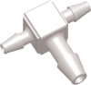 Premium Grade Barb Enlarging Tee Connector -- APRC406TER12CL - Image