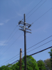 Pultruded Composite Utility Poles