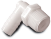 Black HDPE Tube Fittings -- 62143