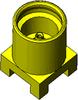 50 Ohm MCX Jacks & Plugs -- MCX-SM Series - Image