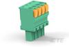 PCB Terminal Blocks -- 2-1986722-4 -Image