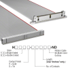 Rectangular Cable Assemblies -- H3CWH-6006G-ND -Image