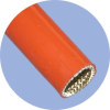 Coated Braided Sleeve - GES -- Brand: Bentley-Harris® - Image