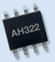 High Linearity InGaP HBT Amplifier -- AH322